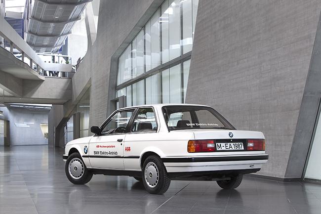 BMW 325ix-Elektric.
