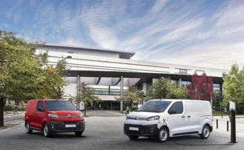 Nuevo Citroën ë-Jumpy.