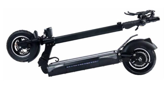 Dynamic PRO, el nuevo patinete eléctrico y plegable de Sabway.