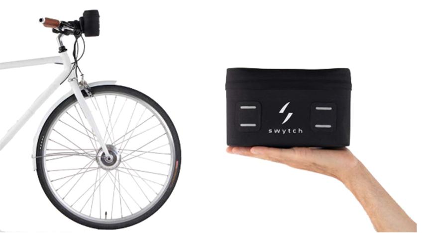 La batería, extraíble, es ligera y pequeña de tamaño.