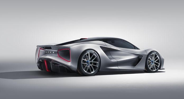 Lotus y Centrica han llegado a un acuerdo antes de que comience la producción del hiperdeportivo eléctrico Lotus Evija.