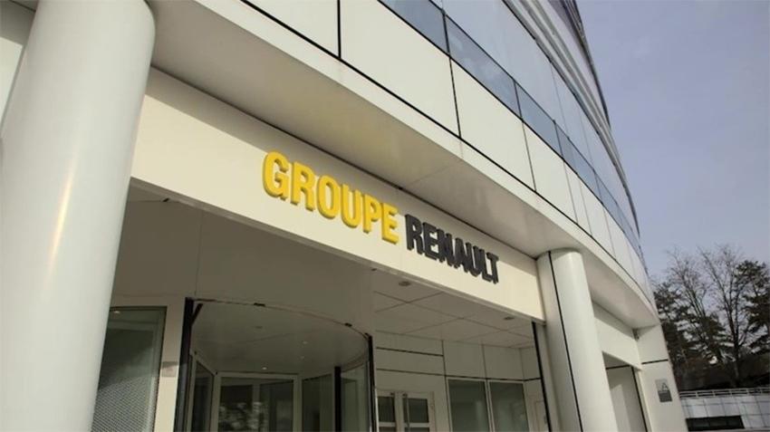 Grupo Renault.