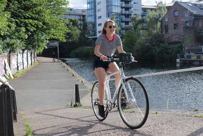 Cualquier bicicleta puede transformase en e-bike con el kit de Swytch.