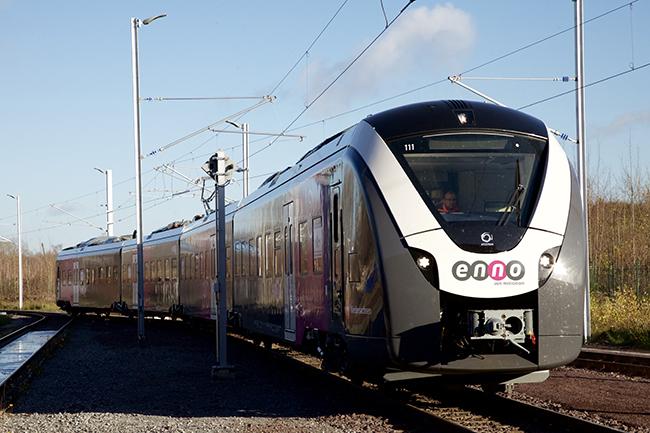 Se incorporará la tecnología a dos trenes Coradia iLint.