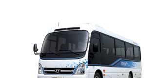 Hyundai County Electric.