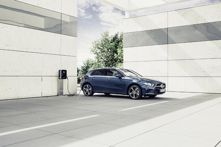 Son 12 los vehículos EQ Power que Mercedes tiene en este momento en el mercado.