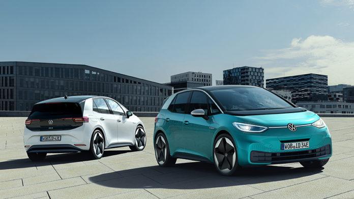 Volkswagen abre los pedidos de la primera edición del ID.3.