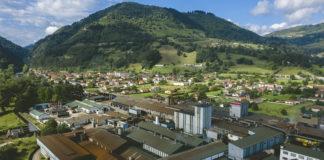 La planta de Nissan Cantabria está situada en Los Corrales de Buelna.
