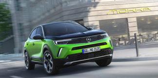 """Nuevo Opel Mokka-e eléctrico, eficiente, libre de emisiones y """"lleno de energía""""."""