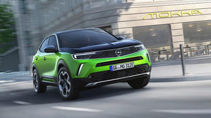 Nuevo Opel Mokka-e eléctrico, eficiente, libre de emisiones y