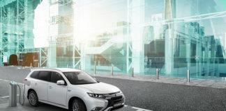 El Mitsubishi Outlander PHEV consigue la cifra récord de 250.000 unidades.