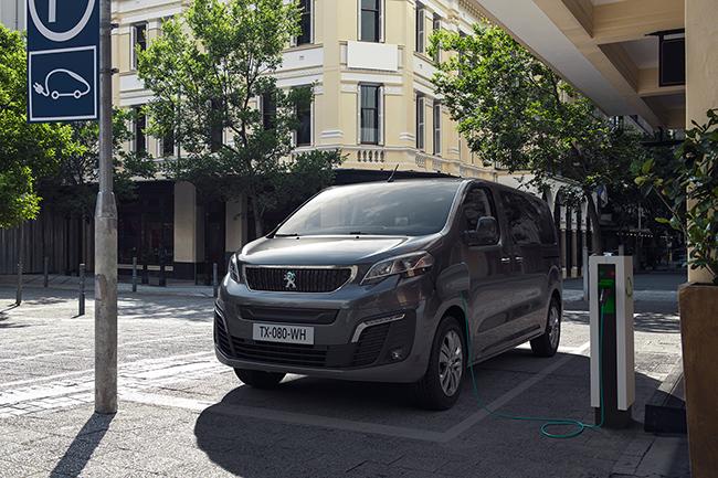 Nuevo Peugeot e-Traveller.