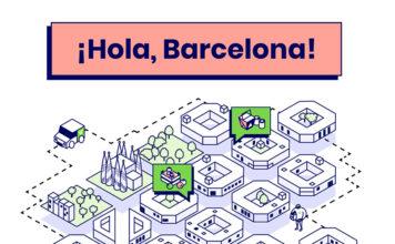 Revoolt lleva a Barcelona sus operaciones de entrega de última milla.