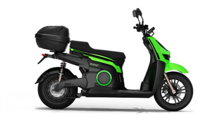 Silence S02, la moto más vendida en nuestro país en lo que va de año.