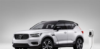 Volvo XC40 T4 Twin Engine Recharge.
