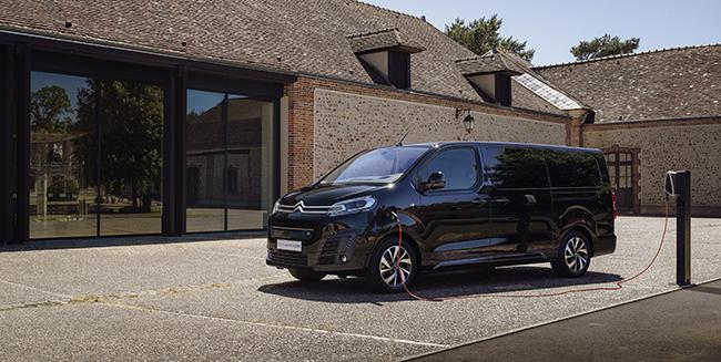 Polivalente y muy maniobrable, así es el nuevo eléctrico de Citroën.