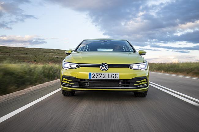 Nuevo Volkswagen Golf 8.