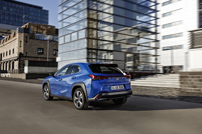 El coche desarrolla una potencia de 204 CV y tiene una autonomía e 400 km.