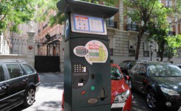 servicio de estacionamiento regulado