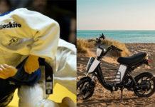 Una curiosa combinación de ofertas las de Kimonosport: deportiva y de movilidad eléctrica.