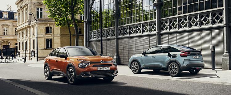 Presentación del nuevo Citroën ë-C4 y C4.