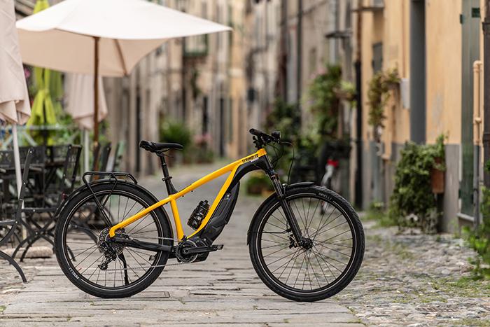 No tenemos datos aún de autonomía, aunque la marca destaca este aspecto en la e-bike.