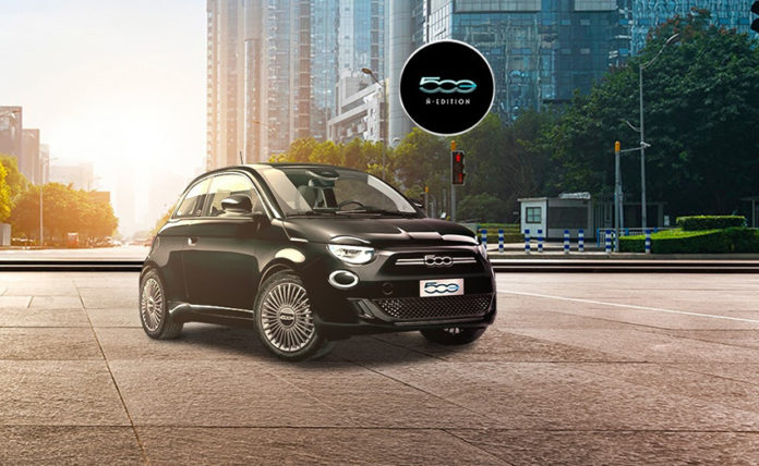 Fiat 500 'la Prima' en la edición especial creada para España: la 'Ñ-Edition'