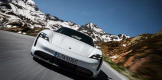 """El CAM considera que el Porsche Taycan es el """"Coche Más Innovador"""" del mundo."""