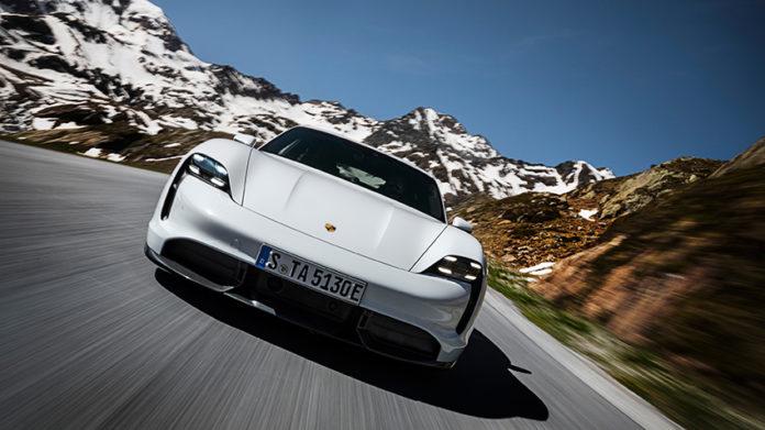 El CAM considera que el Porsche Taycan es el