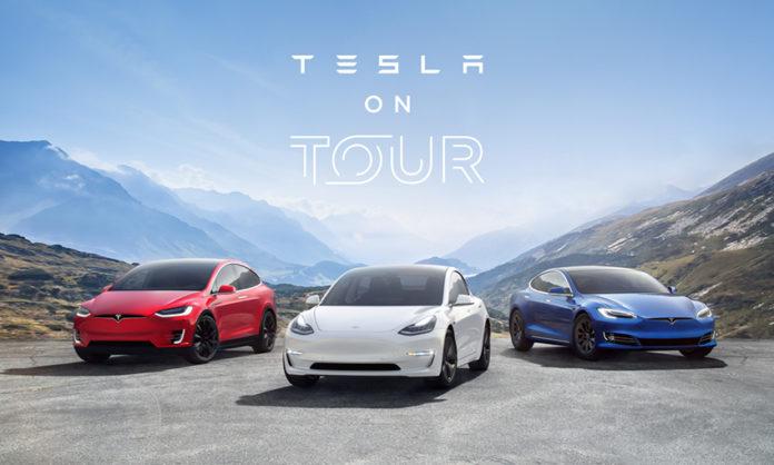 El Tesla on Tour empieza en Girona el próximo 9 de julio.