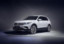 Volkswagen acaba de presentar la nueva generación del Tiguan, con una versión híbrida enchufable, el Tiguan eHybrid.