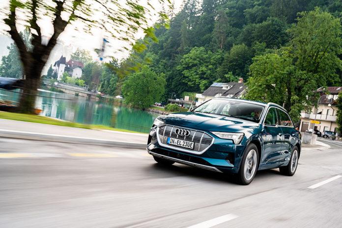 Audi e-tron, líder en su segmento a nivel global.