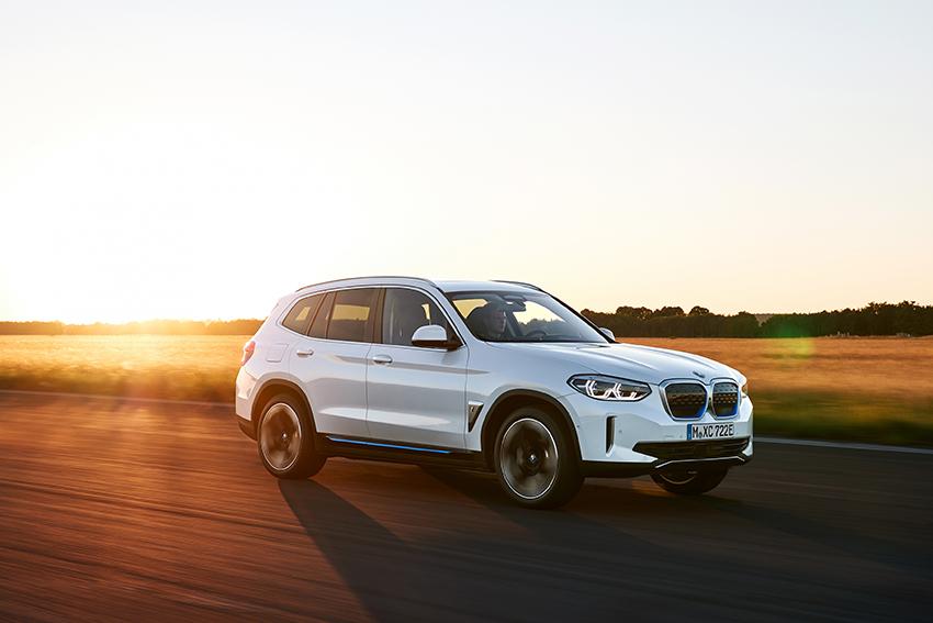bmw nuevos coches electricos 2021