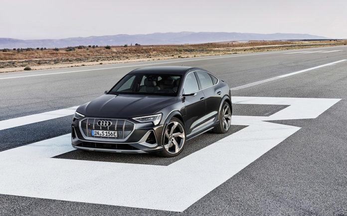 En otoño llegan los nuevos modelos Audi e-tron S y e-tron Sportback.