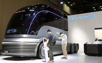 Hyundai Motor acaba de presentar el HDC-6 Neptune en el H2 Mobility + Energy Show 2020, en Corea, a primeros de julio.