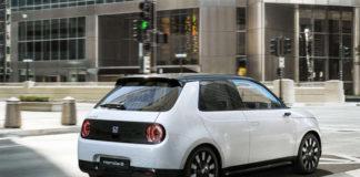 El precio del Honda e, con las ayudas, parte de 31.380 euros.