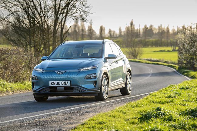Gracias al éxito del SUV, Hyundai espera vender 560.000 vehículos/año eléctricos en 2025.
