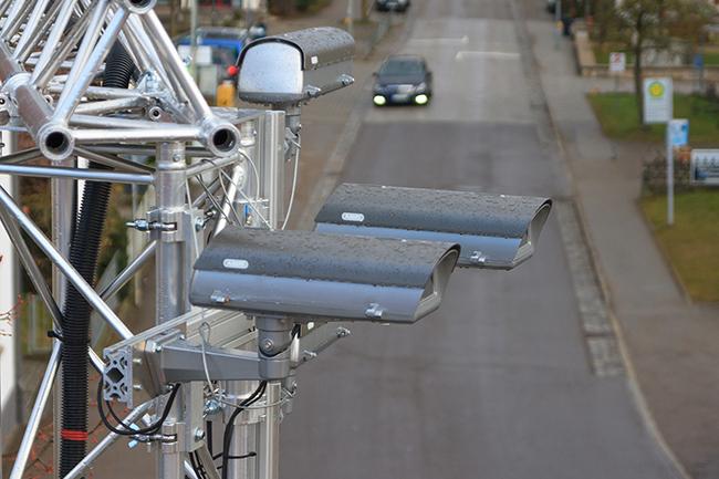 MEC-View ha necesitado que las farolas estuvieran equipadas con cámaras, radar, lídar, etc.