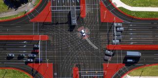 MEC-View, resultados en un mapa hd de Tom Tom.