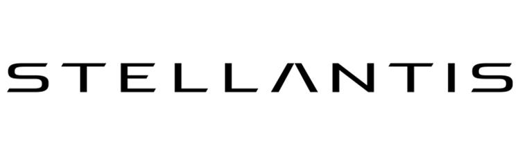 STELLANTIS, la marca corporativa de la empresa resultante de la fusión.