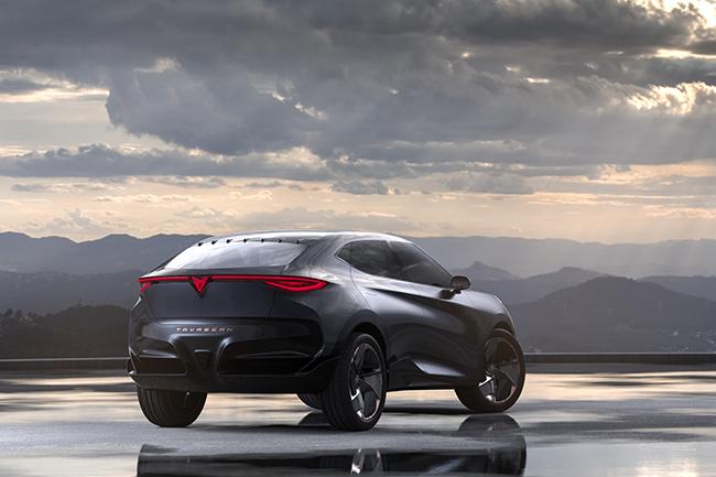 El El CUPRA Tavascan Electric Concept se ha incorporado a la exhibición de CASA SEAT.