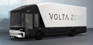 Volta Zero, un camión eléctrico singular y sostenible.