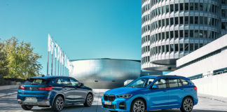 Nuevos BMW X1 xDrive25e y BMW X2 xDrive25e híbridos enchufables.