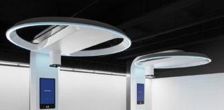 """El cargador rápido de Hyundai, HI-CHARGER, ha conseguido uno de los siete premios Red Dot, en la categoría """"Interface & User Experience Design""""."""