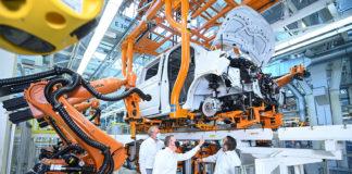Factoría de Hannover de Volkswagen Vehículos Comerciales.