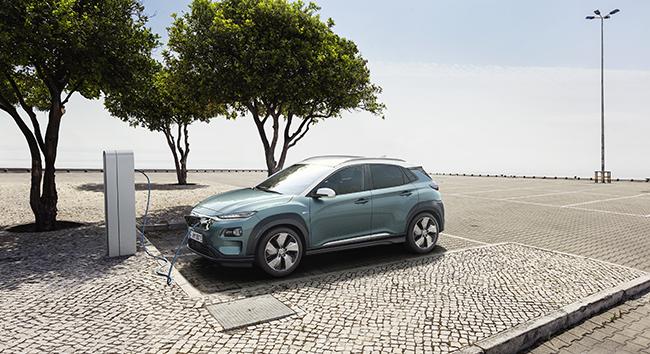 Hyundai es la marca que tiene la mayor gama de vehículos electrificados con subvenciones en Europa. En la foto, el Kona.