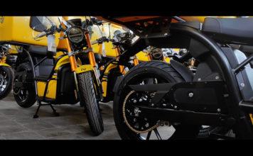 El proyecto Rieju Nuuk contemplaba la entrega de 600 motos eléctricas a Correos para actualizar su flota de paquetería.