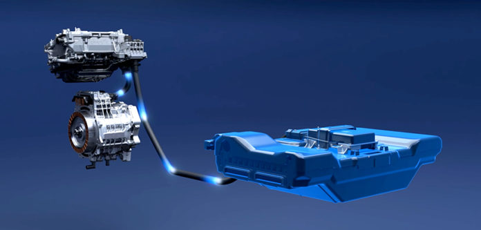 Sistema Nissan e-POWER.