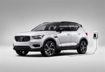 XC40 Recharge Plug-In Hybrid.