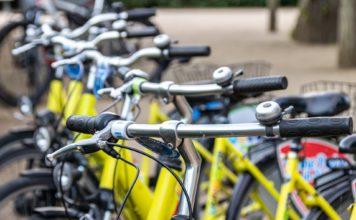 recarga de bicicletas